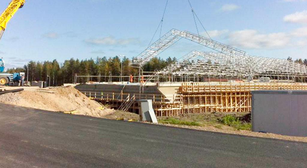 Projektinjohto ja rakennuttaminen
